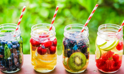 5 Detox Water Recipes for Body Cleanse